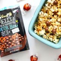 Peanut Butter Pretzel Kettle Corn