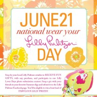 Happy National Wear Lilly Day!