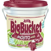 Thirsty Thursday: Big Bucket Mojito