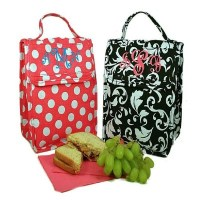 Monogram Monday: Lunch Totes