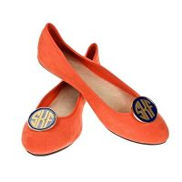 {Monogram Monday: Shoe Clip}