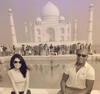 Taj Mahal: Bound By Love and Symmetry