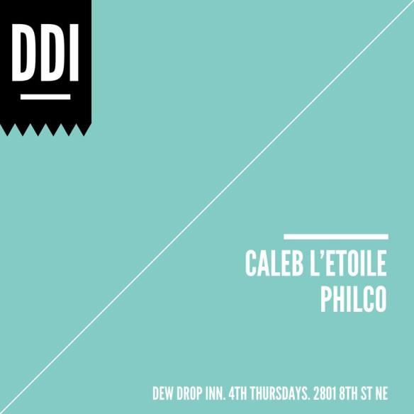 Caleb L'Etoile & Philco, The Dew Drop Inn