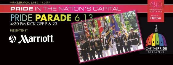 Pride Parade presented by Marriott