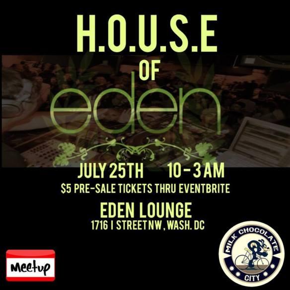 H.O.U.S.E. of Eden at Eden