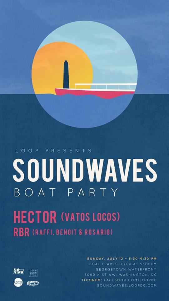 Soundwaves Boat Party