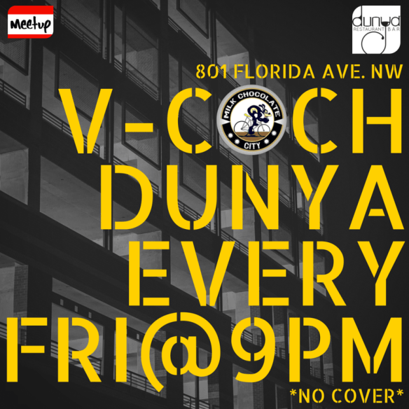 A Night out with V-Coch at Dunya