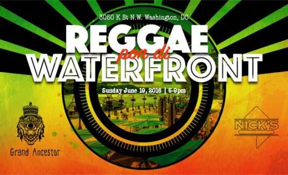Reggae Pon Di Waterfront with Yola at Nick's Riverside Grill