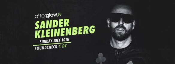 Sander Kleinenberg at SoundCheck