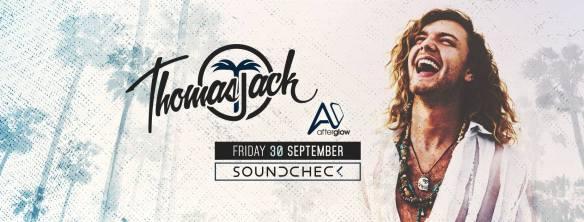 AfterGlow Presents Thomas Jack at SoundCheck