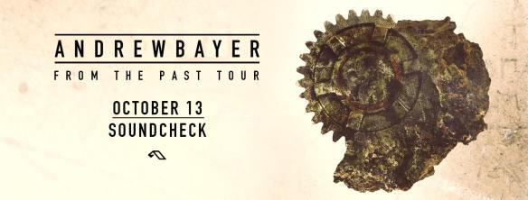 Andrew Bayer at Soundcheck