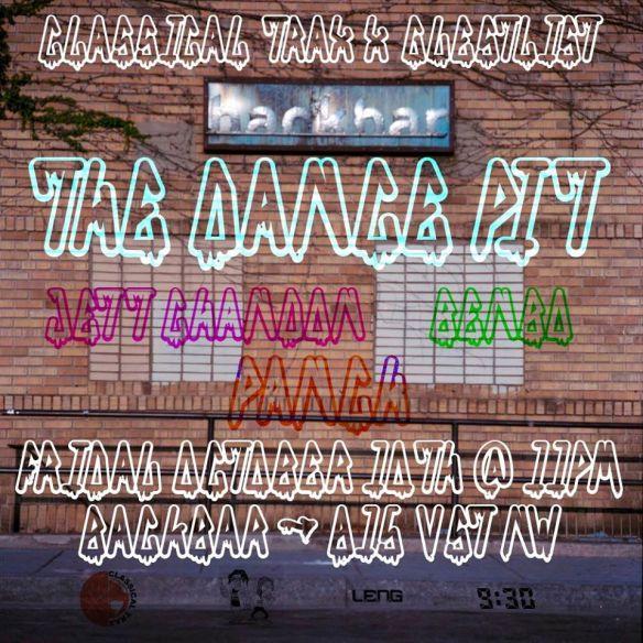 Classical Trax x Guestlist Present: The Dance Pit, Jett Chandon, Benbo & Panch at Backbar