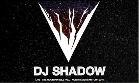 DJ Shadow with Noer The Boy at the 9:30 Club
