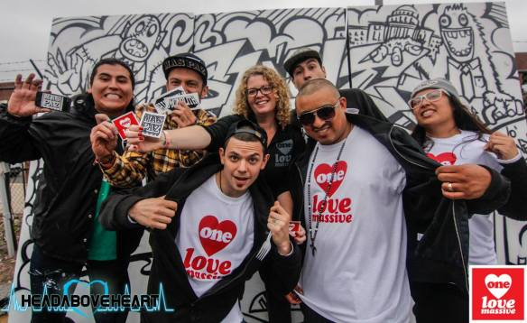 One Love Massive 15 Year Anniversary at Songbyrd Music House and Record Cafe