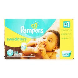 Small Crop Of Pampers Newborn Diapers