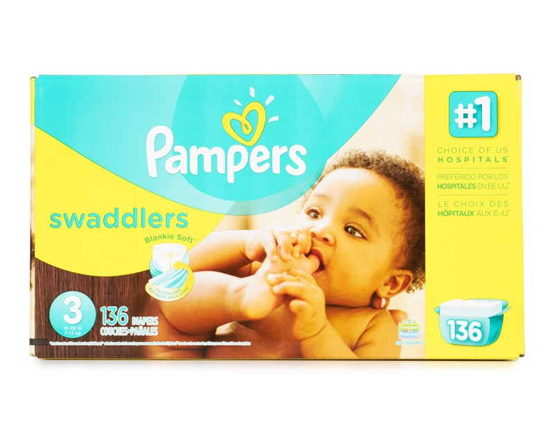 Large Of Pampers Newborn Diapers