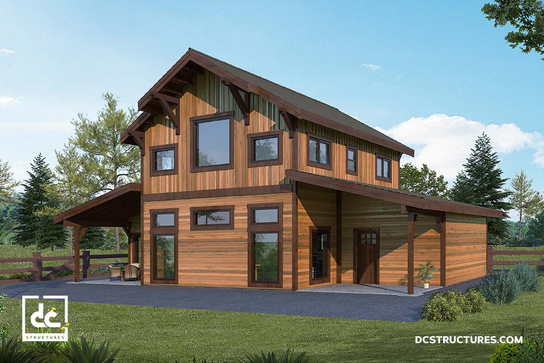Fascinating Longevity Barn Homes Designed Building Are A Barn Home Kits Dc Structures American Barn Home Kits Steel American Barn Home Nz A Commitment To Quality Craftsmanship home decor American Barn Homes