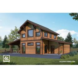 Fascinating Longevity Barn Homes Designed Building Are A Barn Home Kits Dc Structures American Barn Home Kits Steel American Barn Home Nz A Commitment To Quality Craftsmanship
