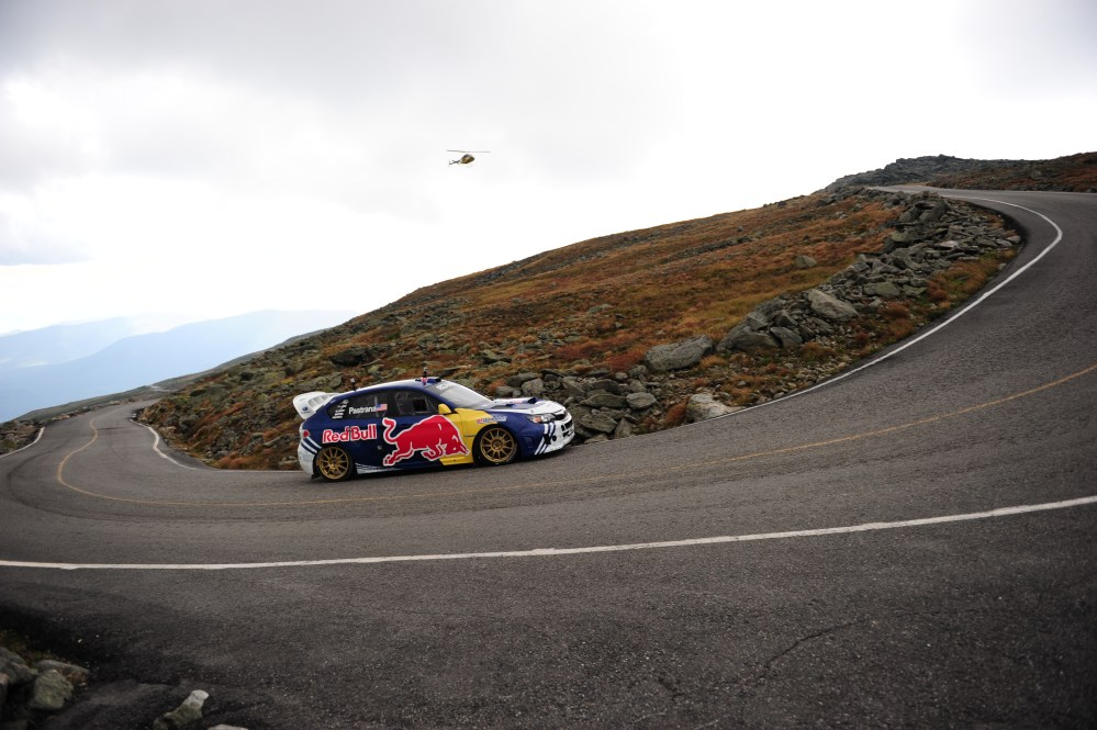 The Torque Tube: Travis Pastrana and the Mt. Washington Auto Road (5/6)