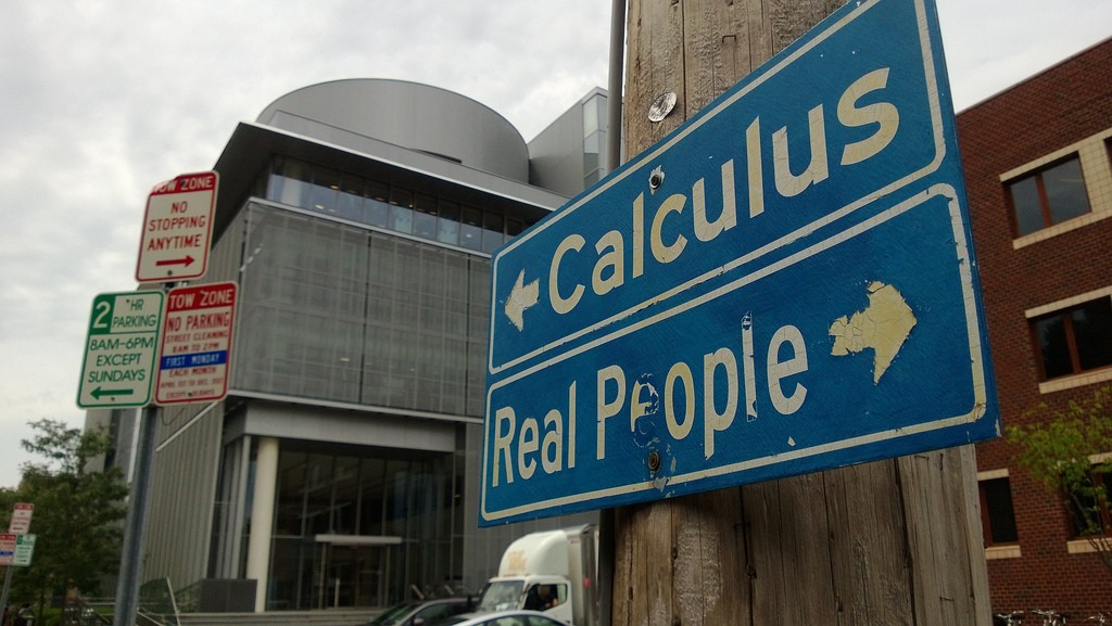 calculus real people