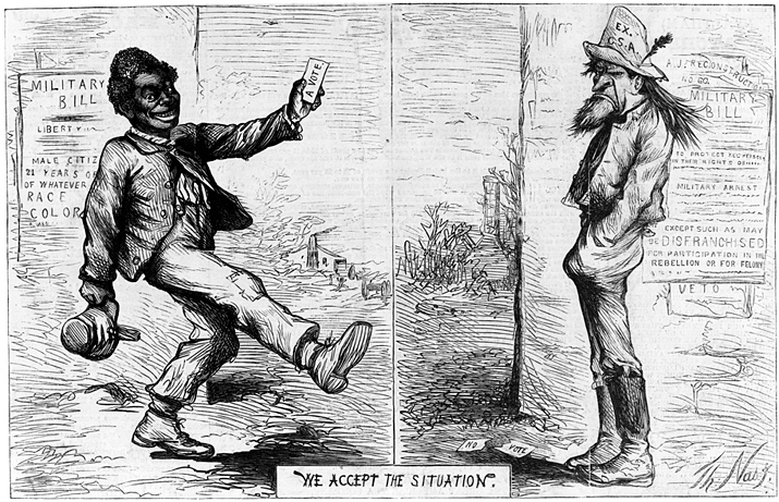The Death of a Freedman: Violence and Race in the Transition from Slavery to Freedom (2/2)