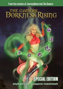The Gamers: Dorkness Rising DVD