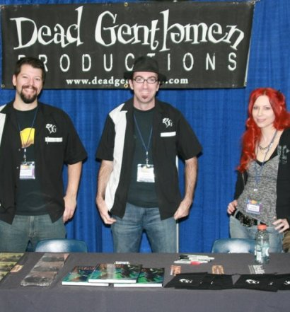 Dupp, Don, and Jen at GottaCon 2010