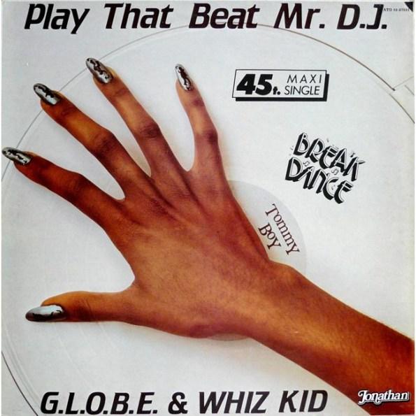 globe & whiz kid 1a