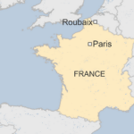 Crime-related Hostage situation in North France, near Belgium