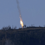 VIDEO: Moscow confirms pilot of downed Russian jet killed by gunfire as he parachuted to earth