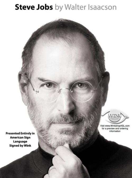 ASL Steve Jobs Biography – Deaf Network of Texas