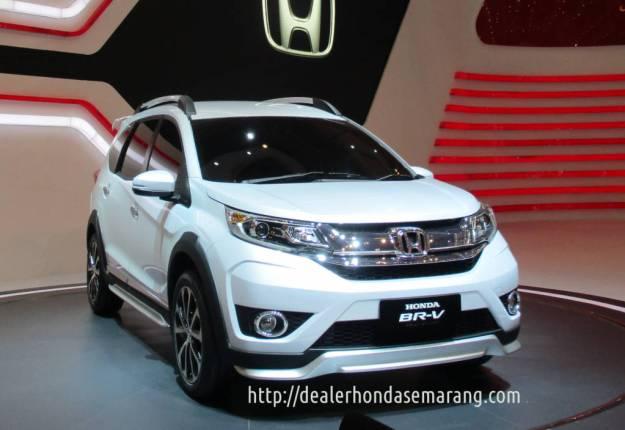 Honda BR-V Semarang 2015