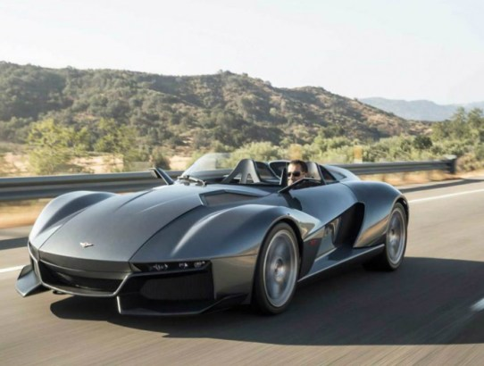 Ferris Rezvani Kit Car the Best