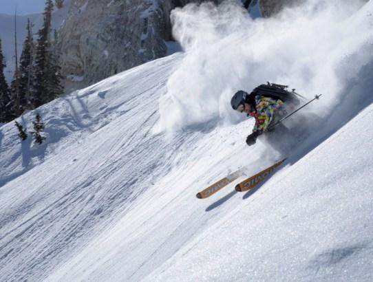 01.10.17 - Skiing at the Solitude Mountain Resort