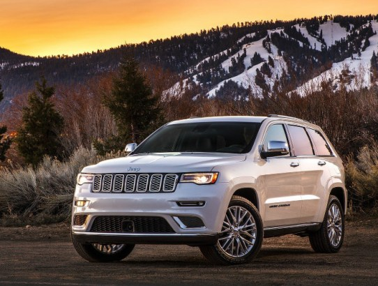 03.03.17 - Jeep Grand Cherokee Trailhawk
