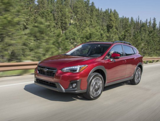 2018 Subaru Crosstrek The Lifted Hatchback