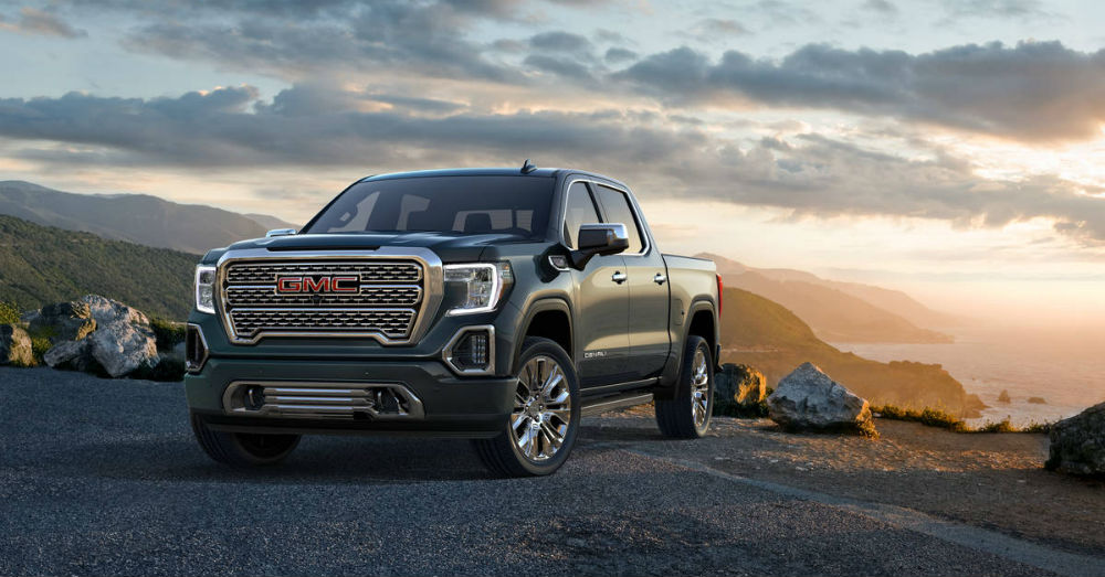 The GMC Sierra Gives You More for 2019