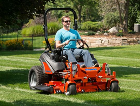 Get the Simplicity of a Zero Turn Mower