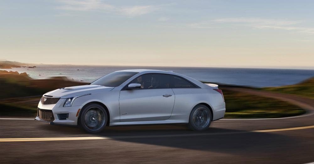 2016 Cadillac ATS/ATS-V