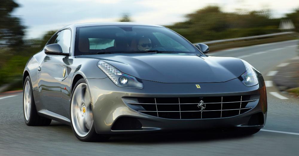 06.06.16 - 2016 Ferrari FF