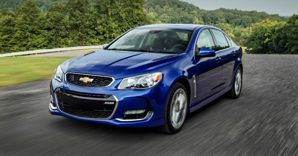 06.22.16 - 2016 Chevrolet SS
