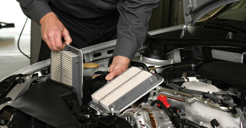 07.12.16 - Engine Air Filter