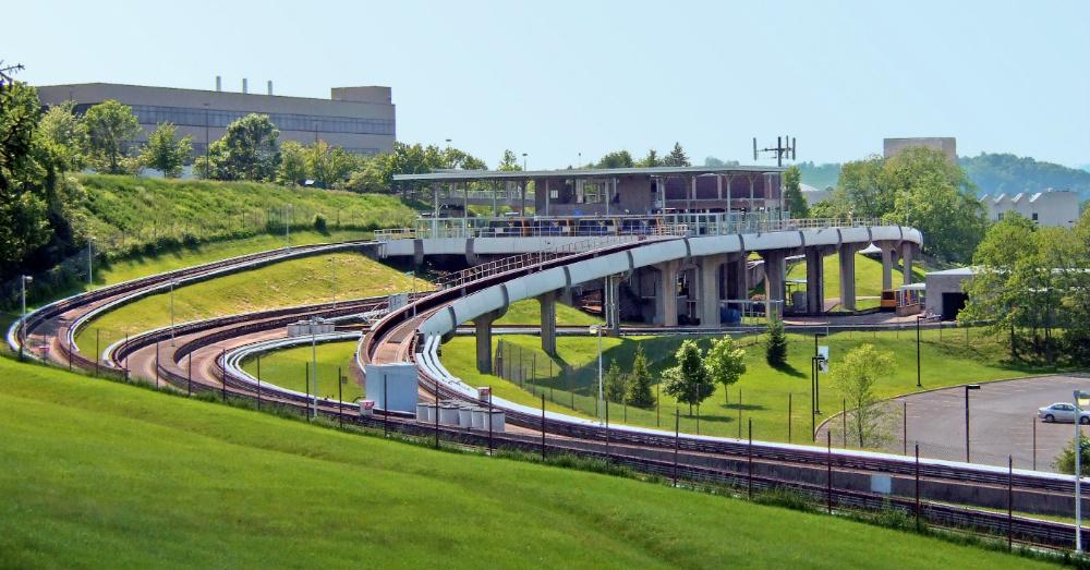 11.09.16 - Morgantown Personal Rapid Transit System