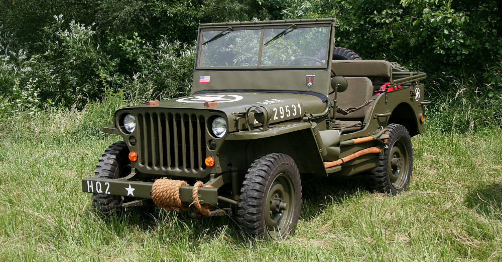 01.27.17 - WW2 Willys Jeep