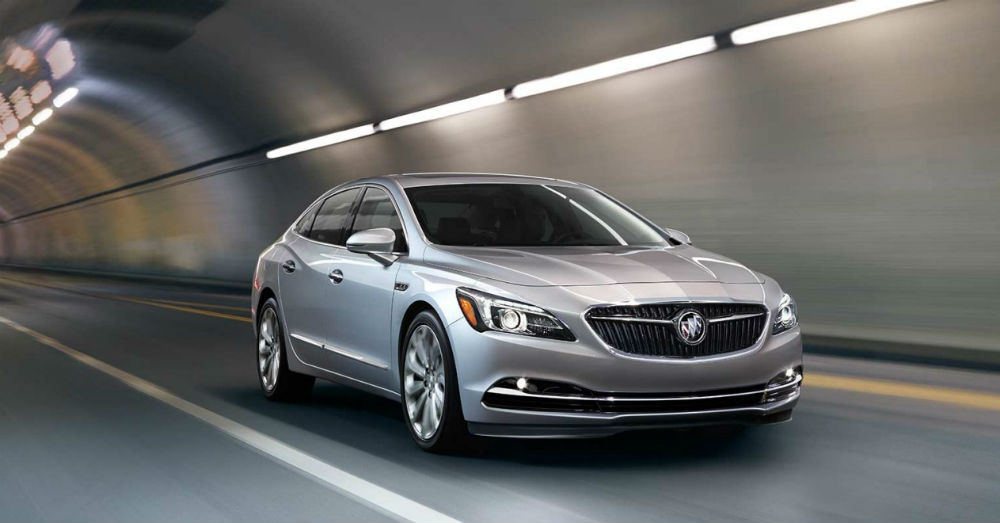 Buick's Brilliant Maneuver.