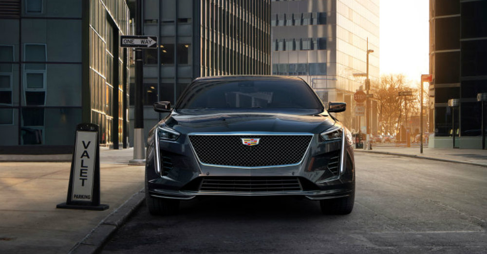 Cadillac CT6 Large Luxury Sedan