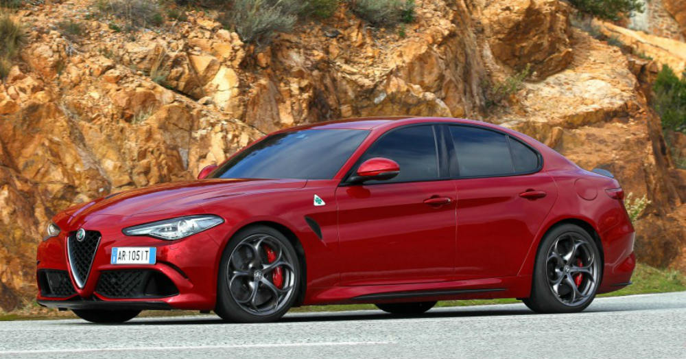 Italian Style You Want in the Alfa Romeo Giulia