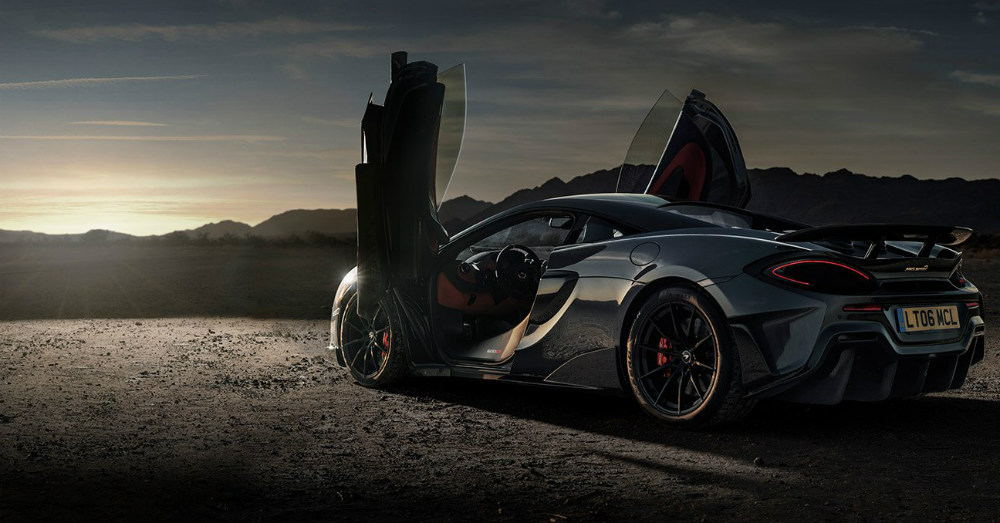 This New McLaren 600LT Will Make You Drool