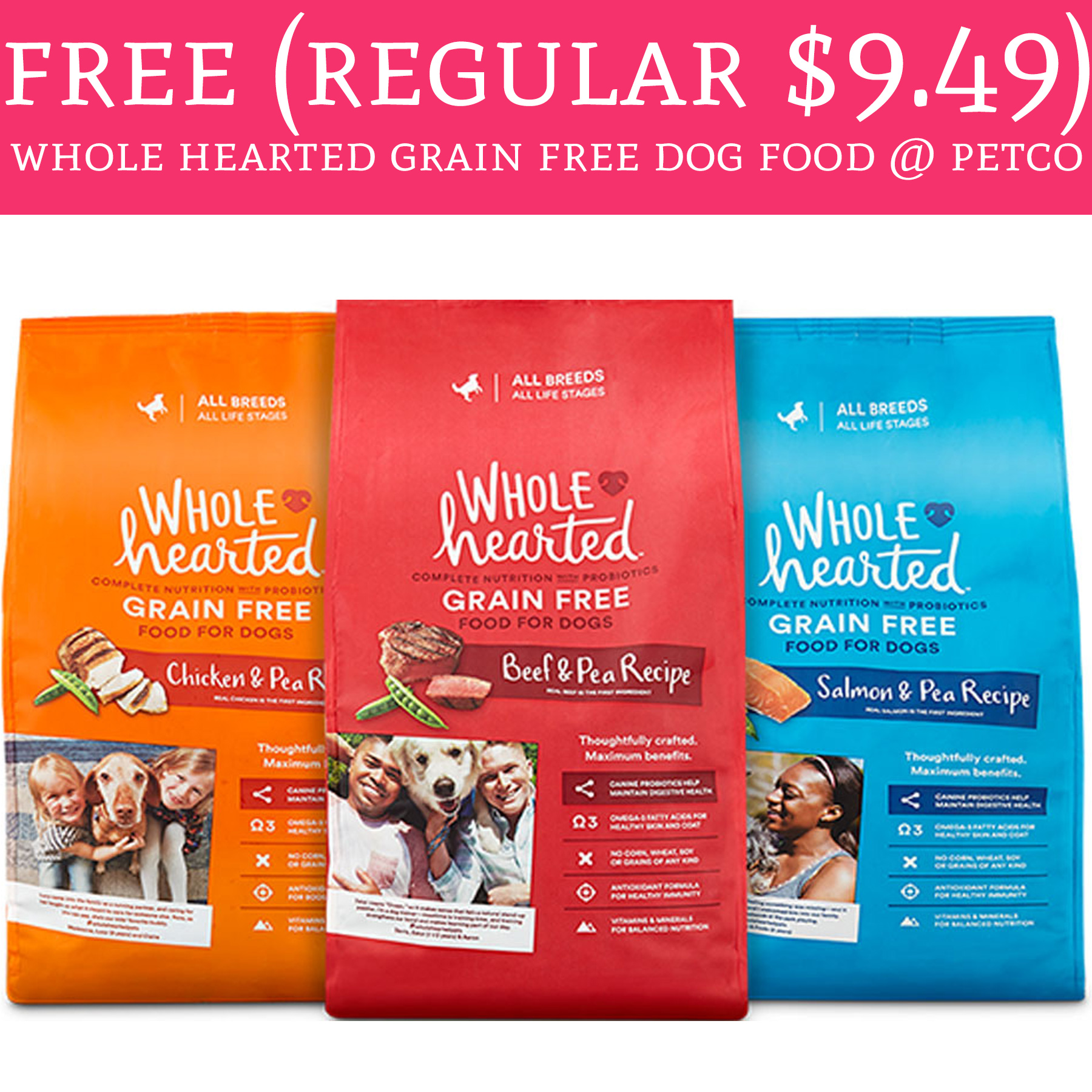 Fullsize Of Wholehearted Dog Food