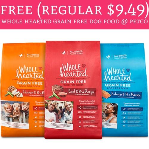 Medium Crop Of Wholehearted Dog Food
